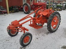 Allis Chalmers G 2WD Tractor