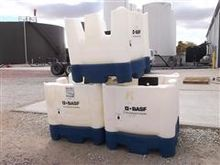 Poly Fertilizer / Chemical Tote