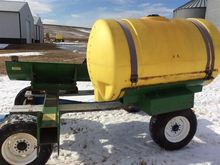 Schaben 400 Gallon Saddle Tank