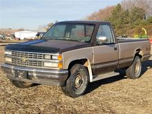 1988 Chevrolet K1500 4 Wheel Dr