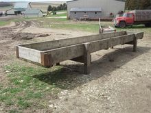 Wood Bunk