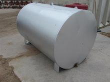 500 Gallon Steel Fuel Tank