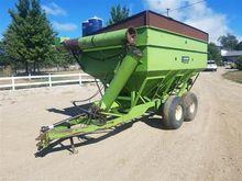 Parker Grain Buggy Grain Cart
