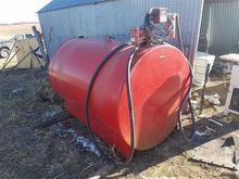 Used 500 Gallon Fuel
