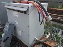 GE QL Dry Type Transformer w/Sw