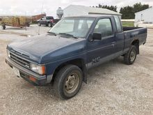 Used 1988 Nissan D21