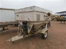 Parker 5028 Weigh Wagon