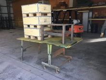 Folding Portable Work Bench