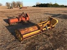 Used Flail Mowers in