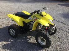 2004 Suzuki LTZ 250 ATV