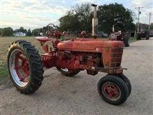 1940 Farmall H 2WD Tractor