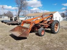 1953 Case DC 2WD Tractor with F