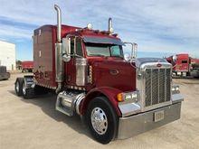 2007 Peterbilt 379 T/A Truck Tr