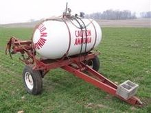 5 Shank Anhydrous Applicator