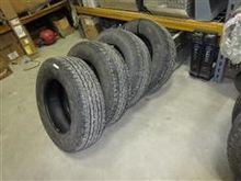 General Graber LT245/75R17 Tire