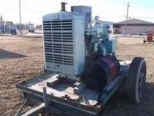 Onan 50 KA Electric Plant On 2