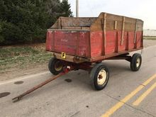 Used Commodity Wagon