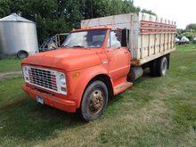 1970 GMC 5500 Grain Truck