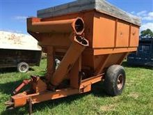 Wetmore 400 Grain Cart