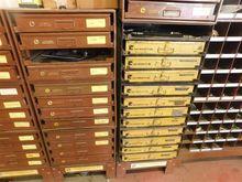 Lawson Parts Cabinet & Parts