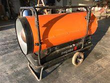 Dayton Portable Oil-Fired 650,0