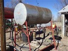 Used Fuel Tank on St