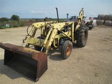 Ford 4000 Industrial Backhoe