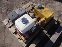 Auger Mate Hydraulic Power Unit