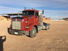 1993 Kenworth T-800 Tri/A Truck