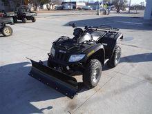 2008 Artic Cat 650 H1 4X4 ATV