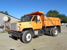 1990 GMC TopKick Dump Truck