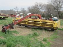 New Holland 1475 Towed Windrowe