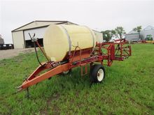 Kuker Pull Type Sprayer