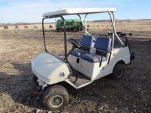 1980's Columbia Golf Cart