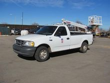2001 Ford F-150 Long Bed Pickup
