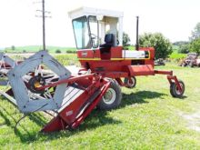 Used Windrower Self Propelled for sale  International equipment