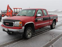 1999 GMC K15753 Extended Cab 4X