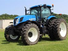 2013 New Holland T7.250 MFWD Tr