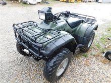 2002 Honda Foreman ES 4x4 ATV