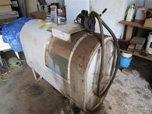 200 Gallon Oil Tank