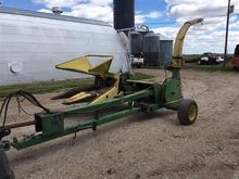 John Deere 3960 Forage Harveste