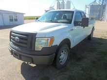2010 Ford F150 4x4 Extended Cab