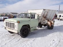 1973 Ford F600 Feed Truck