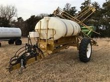 AgChem 750 Pull Type Sprayer