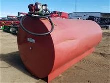 Used 2,000 Gallon Fu