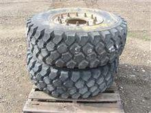 Michelin 395/85R20 Mounted 12 L