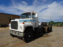 1983 Ford 8000 T/A Truck Tracto