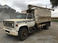 1981 Chevrolet 6500 Feed Truck