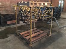 Tier Rack Pallet Stacking Frame