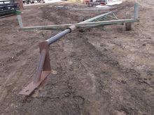 Shop Built Irrigation Pipe Trai